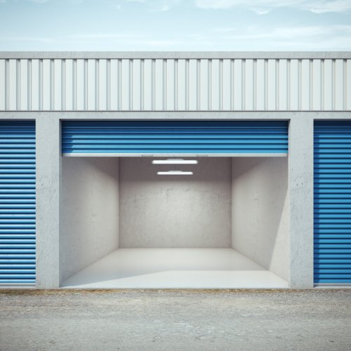 Renting temporary storage in Capitola